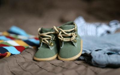tup -tup – tup! Jakie buty dla malucha?