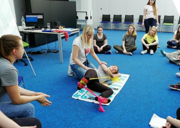 Warsztaty: Fizjoterapia w Pediatrii