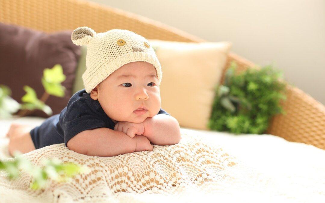 #Gibogadżety – poduszki dla niemowląt