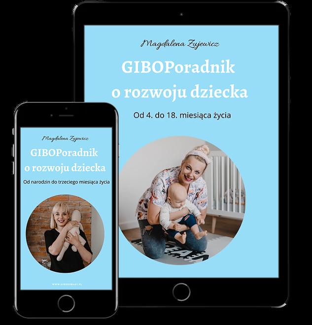 pakiet e-booków o rozwoju dziecka