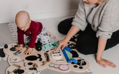 Propozycje zabawek dla dzieci w pierwszym roku życia