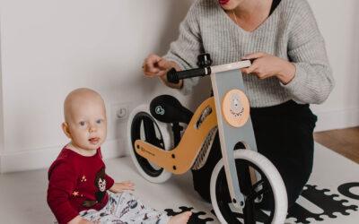 GiboGadżety – Rowerek biegowy